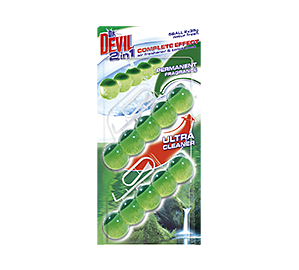 Dr. Devil 2in1 WC 5Ball Natur Fresh